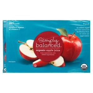 Simply Balanced Juice Boxes