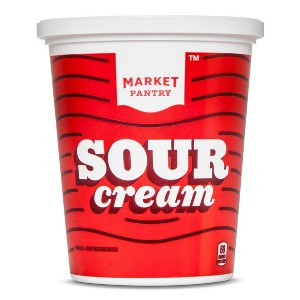 Cottage Cheese or Sour Cream