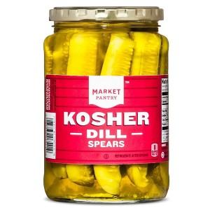 Market Pantry Pickles or Olives