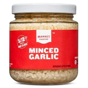 Market Pantry Garlic Jar