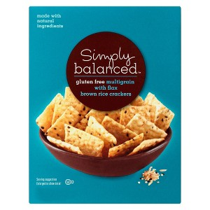 Simply Balanced Crackers