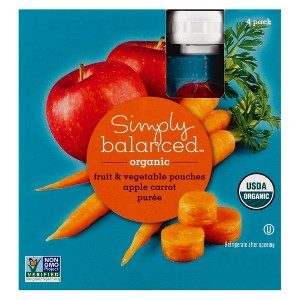 Simply Balanced Fruit Pouches