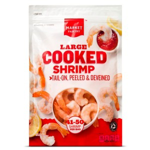 Market Pantry Frozen Seafood