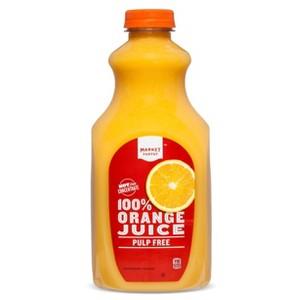 Market Pantry Orange Juice