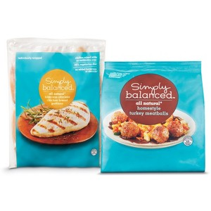Simply Balanced Frozen Poultry