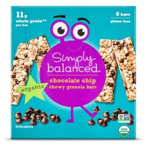 Simply Balanced Breakfast Bars
