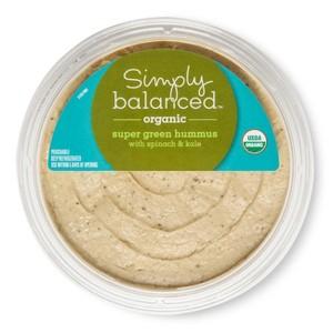 Simply Balanced Hummus