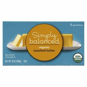 Simply Balanced Organic Butter