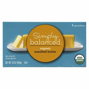 Simply Balanced Organic Butter