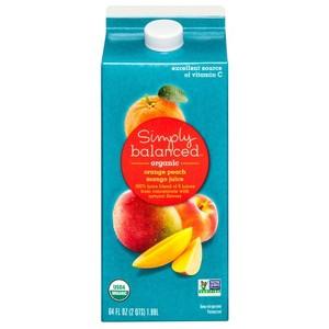 Simply Balanced Refrigerated Juice