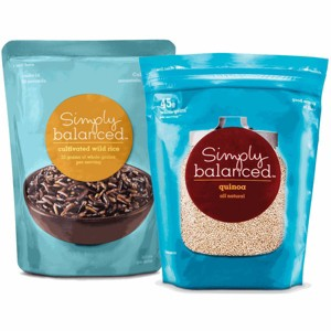 Simply Balanced Rice or Grains