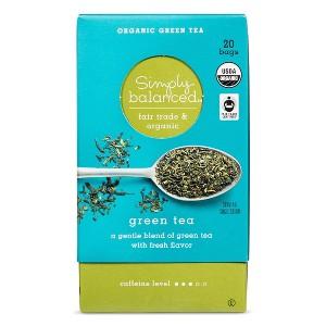 Simply Balanced Tea