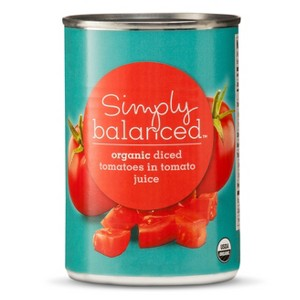 Simply Balanced Tomatoes