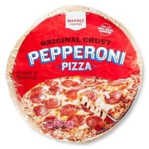 Market Pantry Frozen Pizza