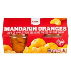 Market Pantry Fruit Cups