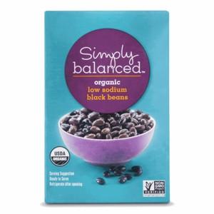 Simply Balanced Organic Beans