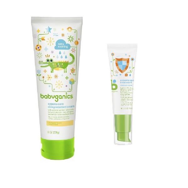 Babyganics Eczema Solutions product image