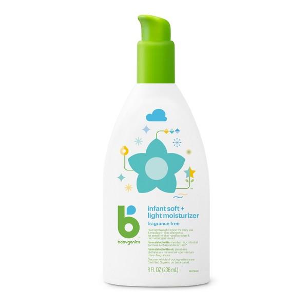 Babyganics Soft&Light Moisturizer product image