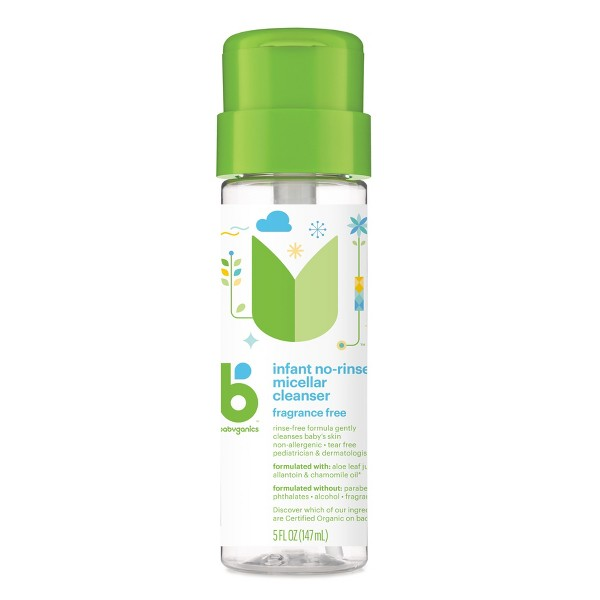 Babyganics Micellar Cleanser product image