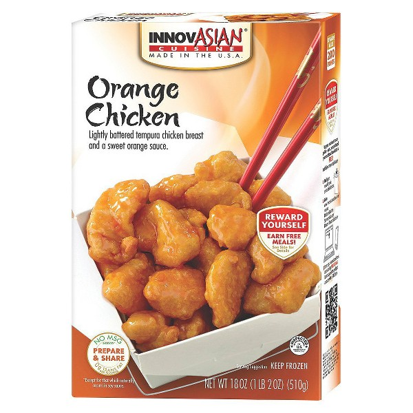 InnovAsian Frozen Meals product image
