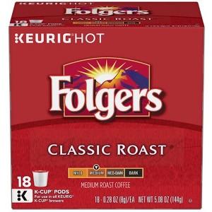 Folgers K-Cup Pods