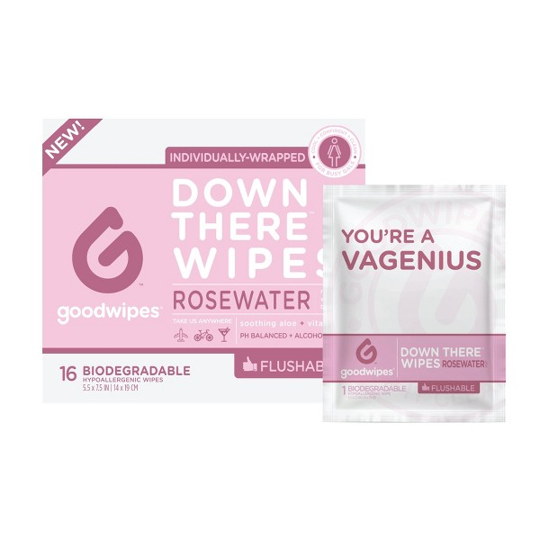 GoodWipes Cleansing Wipes product image