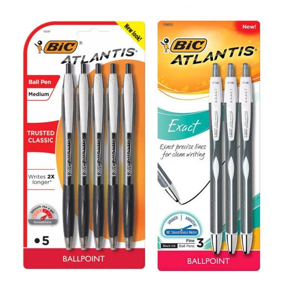 BIC Atlantis Ballpoint Pens product image