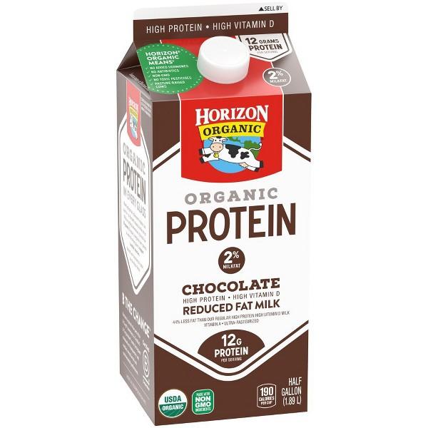 Horizon Organic Protein Milk product image