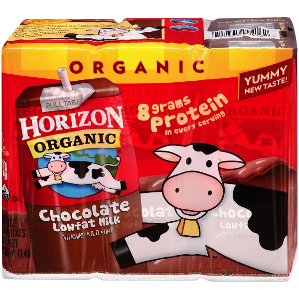 Horizon Organic Single Serve Milk product image