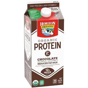 Horizon Organic Protein Milk