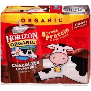 Horizon Organic Single Serve Milk