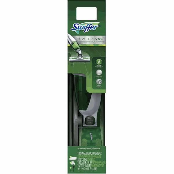 Swiffer Sweep & Vac Starter Kit product image