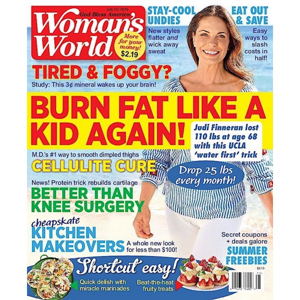 Woman's World product image
