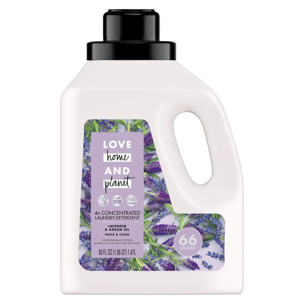 Love, Home & Planet Laundry product image