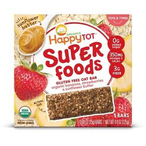 Happy Tot Organics Snacks