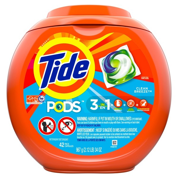 Tide, Downy, Bounce, Gain, & Dreft product image