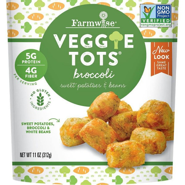 Farmwise Veggie Fries,Tots & Rings product image