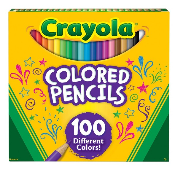 Crayola Colored Pencils product image