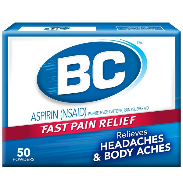 BC Fast Pain Relief product image