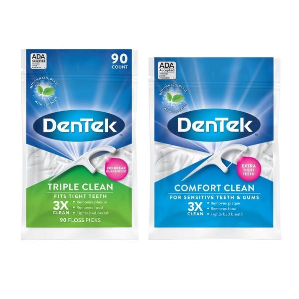 DenTek Floss Picks & Brushes product image