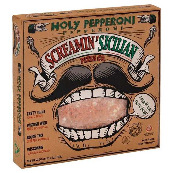 Screamin Sicilian Pizza product image