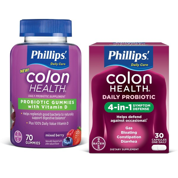 Phillips' Probiotic product image