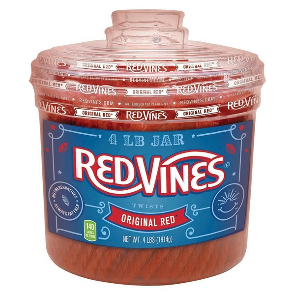 Red Vines Twists Original Red product image