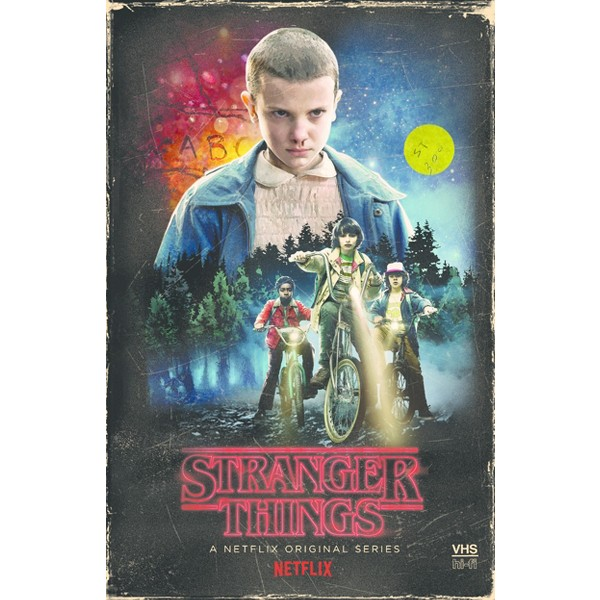 Stranger Things Season 1 & 2 product image