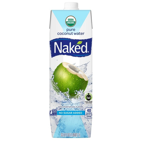 Naked Juice Coconut Water product image