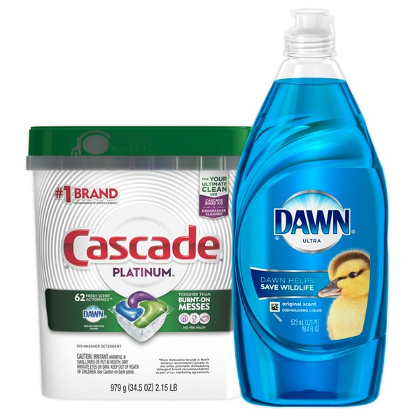 Dawn and Cascade product image