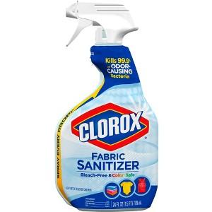 New Clorox Fabric Sanitizing Spray