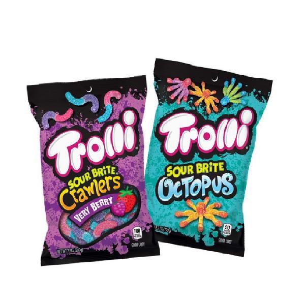 Trolli Sour Brite Peg Bags product image
