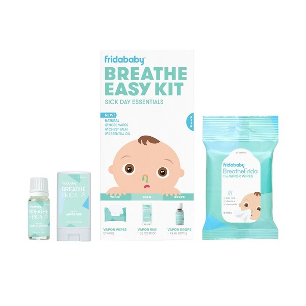 Breathe Easy Kit by Fridababy product image
