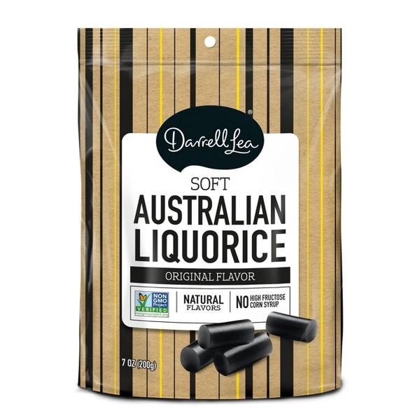 Darrell Lea Black Liquorice product image